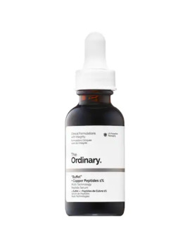 """Buffet"" + Copper Peptides 1% by The Ordinary"