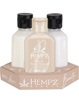 Natural Beauty Trio by Hempz