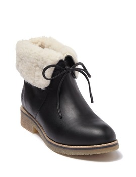 Heybrook Genuine Shearling Lined Boot by Joules