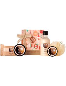 Nutty & Nourishing Shea Festive Picks Gift Box by The Body Shop