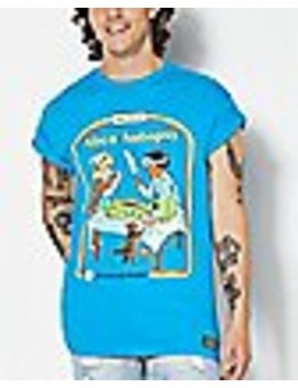 First Alien Autopsy T Shirt   Steven Rhodes by Spencers