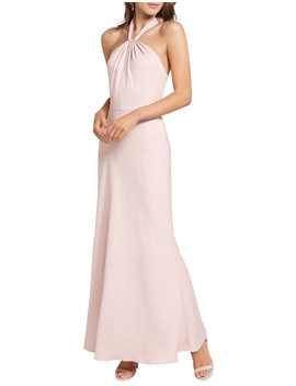 Chen Halter Neck Gown by Forever New