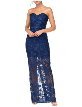 Yasmina Lace Gown by Pilgrim
