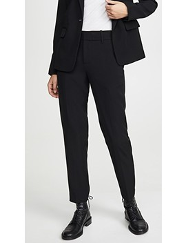 Soft Tailored Trousers by Vince