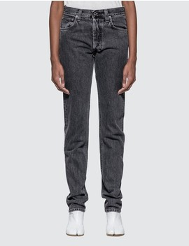 Masc Hi Straight Jeans by Tommy Jeans