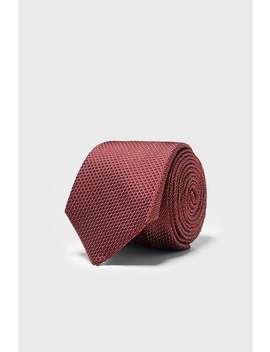 Cravate Large StructurÉe by Zara