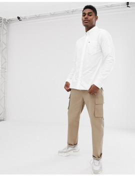 Tommy Jeans   Classics   Overhemd Met Lange Mouwen by Tommy Jeans