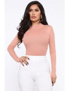 Leave It To Your Imagination Sweater   Pink by Fashion Nova