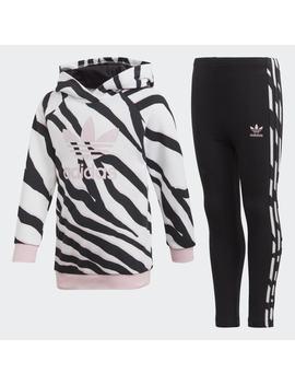 Lz Hoodie Set by Adidas