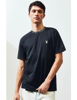 Playboy X Pacsun Logo Collar T Shirt Collaboration by Pacsun  ×  Playboy  ×