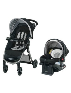 Graco Fast Action Se Travel System by Graco