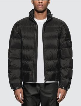 Nylon Down Jacket by              Prada
