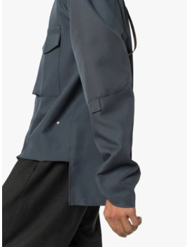 Utilitarian Long Sleeve Shirt by Portvel