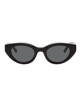 Black Acidity Sunglasses by Thierry Lasry