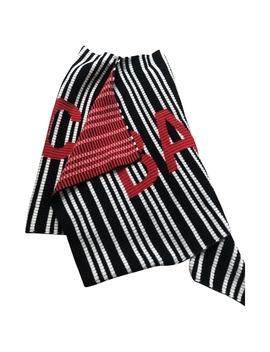 Wool Mid Length Skirt by Balenciaga