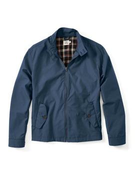 Harrington Jacket by Flint And Tinder