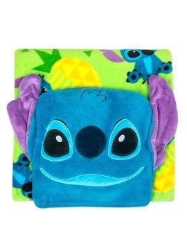 Stitch Convertible Fleece Throw   Personalized | Shop Disney by Disney