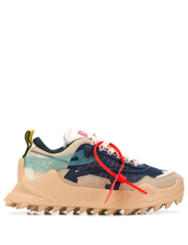 Mountaineer Arrow Sneakers by Off White