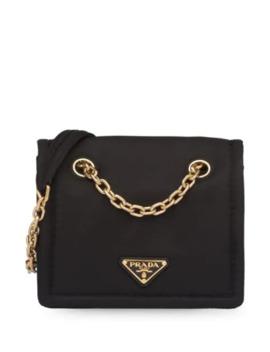 Chain Strap Shoulder Bag by Prada