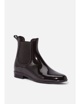 Louella Ankle Rain Boot Vip Membership Program by Justfab