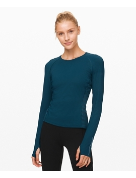 See All Ways Long Sleeve New by Lululemon