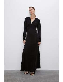 Strickkleid Mit KnÖpfen Alles Anzeigen Kleider Damen by Zara