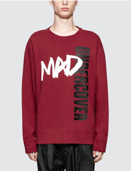 Mad Undercover Sweatshirt by              Undercover
