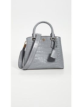 Robinson Triple Compartment Tote Bag by Tory Burch