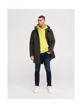 Hooded Rain Jacket by Reserved