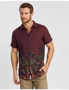 Pacific Bay Sports Fit Shirt by Rodd & Gunn