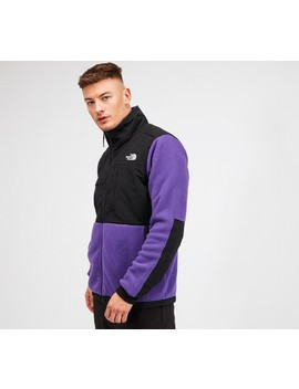 Denali Fleece Jacket | Purple by The North Face