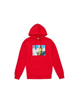 Supreme The North Face Photo Hooded Sweatshirt Red by Stock X