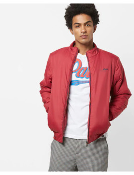 Bomber Jacket With Insert Pockets by Fort Collins
