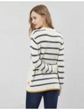 Chantelle Star Intarsia Sweater by Joules