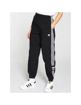 Lock Up Track Pant   Black by Adidas Originals