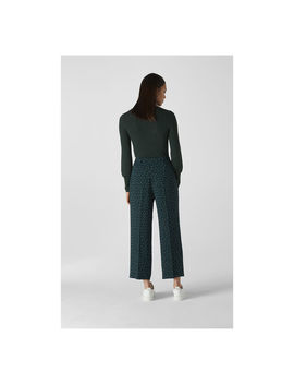 Sprinkle Tie Waist Trouser by Whistles
