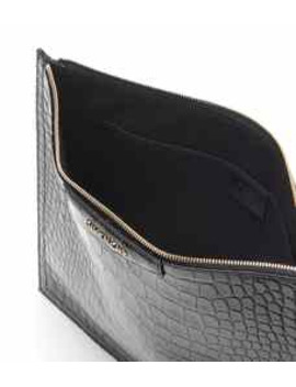 Clutch Antigona Aus Leder by Givenchy