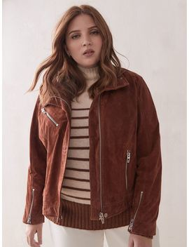 Suede Moto Jacket   Blank Nyc Suede Moto Jacket   Blank Nyc by Addition Elle