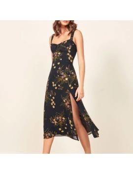 Summer Chiffon Holiday Women Vest Dress Split Casual Summer Dress Flower Print Halter Dress Slim by Ali Express.Com