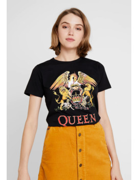 Queen Rock   T Shirts Print by New Look
