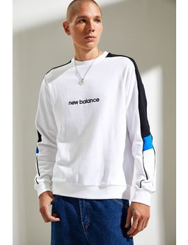 New Balance Athletics Crew Neck Sweatshirt by New Balance