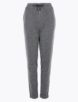Tapered Joggers by Marks & Spencer