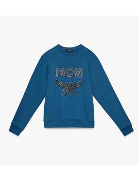 Men's Logo Sweatshirt by Mcm