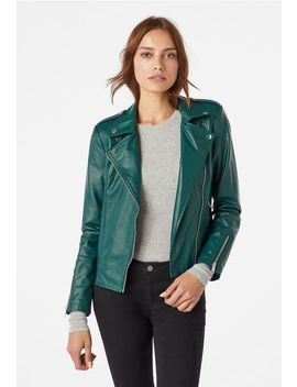 Classic Moto Jacket Vip Membership Program by Justfab
