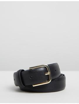 Medium Smart Belt by Topshop