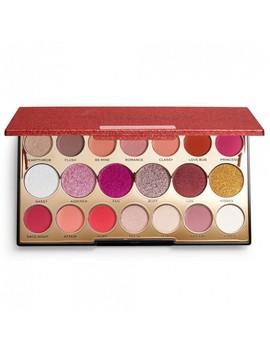 Precious Stone Eyeshadow Palette Ruby 16.9 G by Revolution