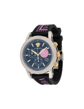 Sport Tech 40mm Watch by Versace