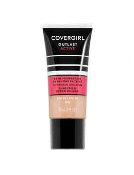 Outlast Active Foundation 30 M L by Covergirl
