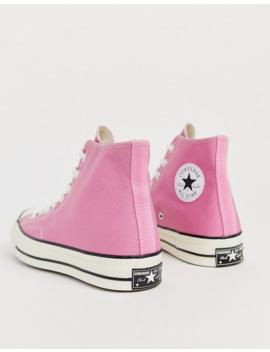 Розовые кеды Converse Chuck 70 by Converse