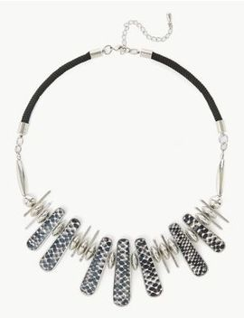 Fan Necklace by Marks & Spencer